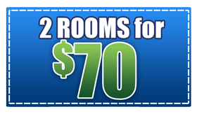 Mesa Carpet Cleaning 2 Rooms